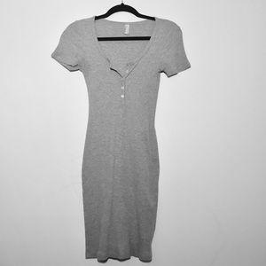 American Apparel T-shirt dress
